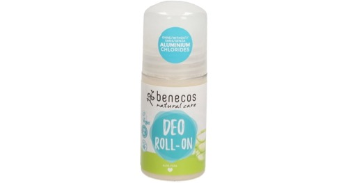 Benecos Deo roll on aloe vera 50ml