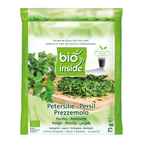 Bio Inside Peterselie bio 75g