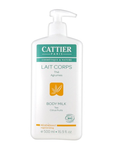 Cattier Bodylotion tea - citrus bio 500ml