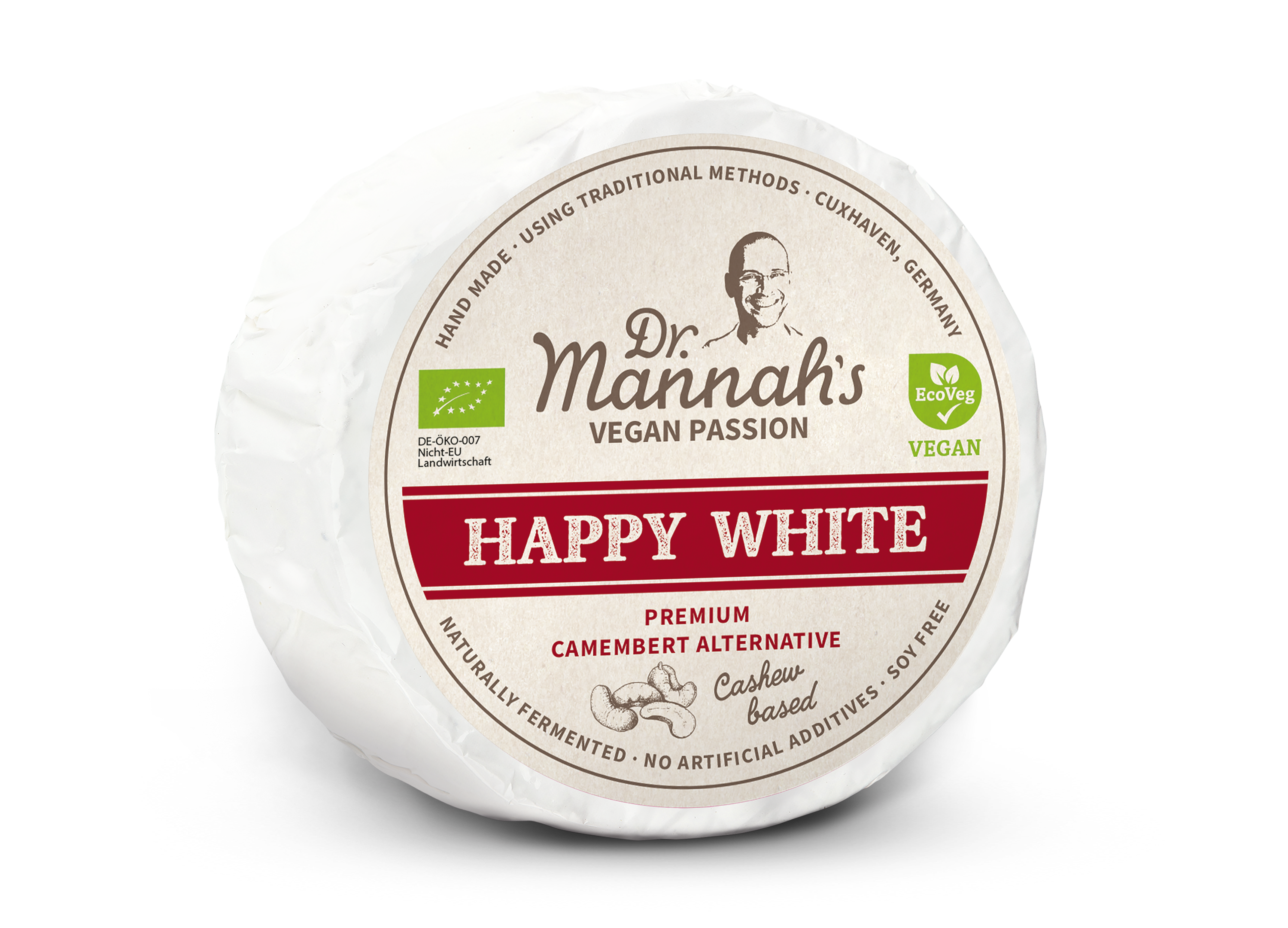 Happy Cashew Happy white Camembert bio 100g